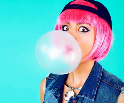 Dr Lisa Fruitman - Chewing Gum